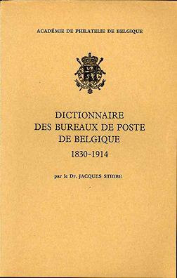 Klassische philatelie belgien literatur teil 1 i postgeschichte altbriefkunde - Bureau de poste belgique ...